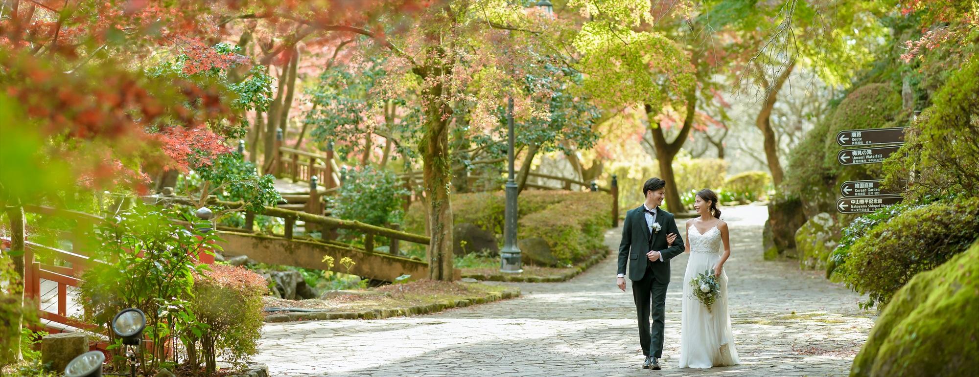 熱海フォトウェディング Atami Plum Garden Photo Wedding 熱海梅園 フォトウェディング