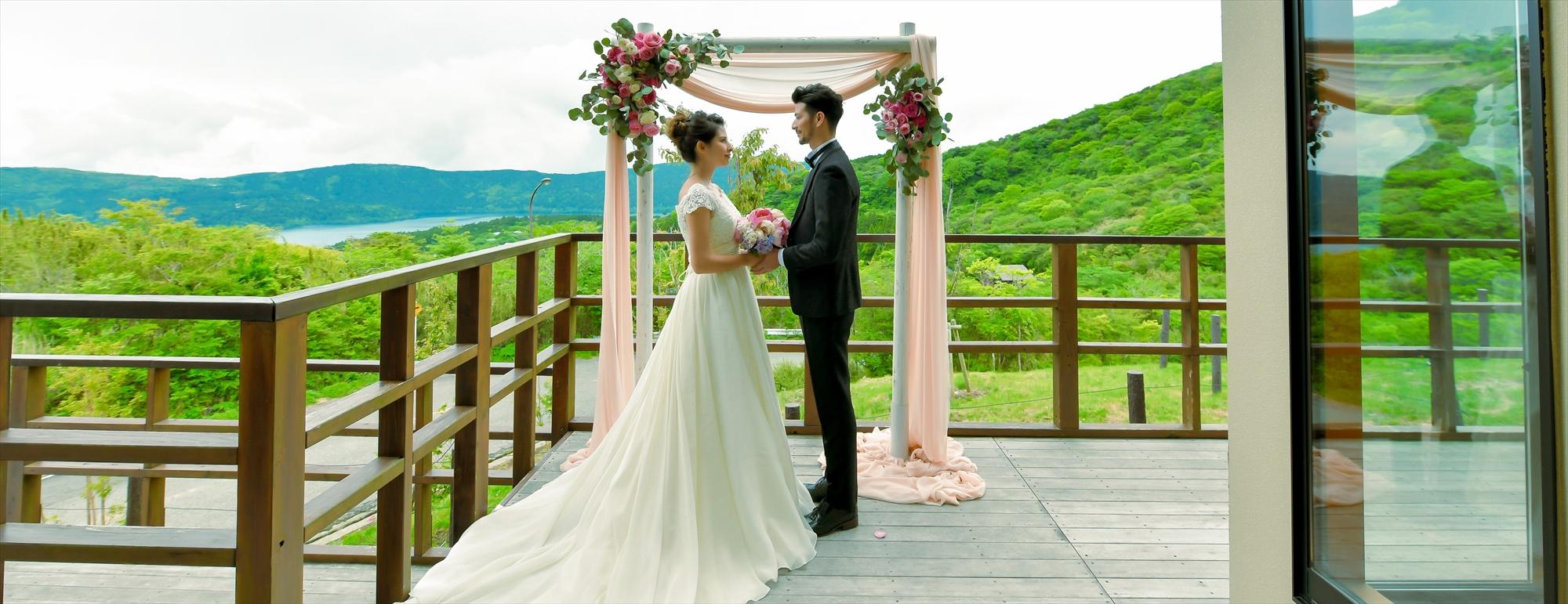 箱根2人結婚式 Hakone Just Us Wedding Toki Resort hakone ときリゾート箱根別邸 2人挙式撮影