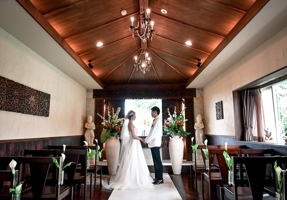 Anda Classic Chapel Wedding