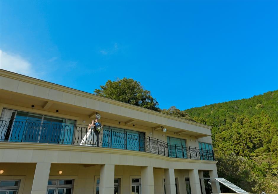 熱海結婚式邸宅 ホテル内撮影 ウェディングフォト